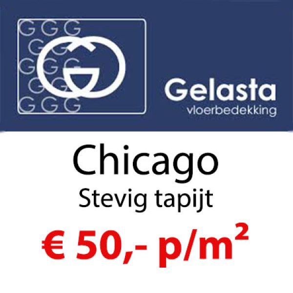 Gelasta Chicago tapijt