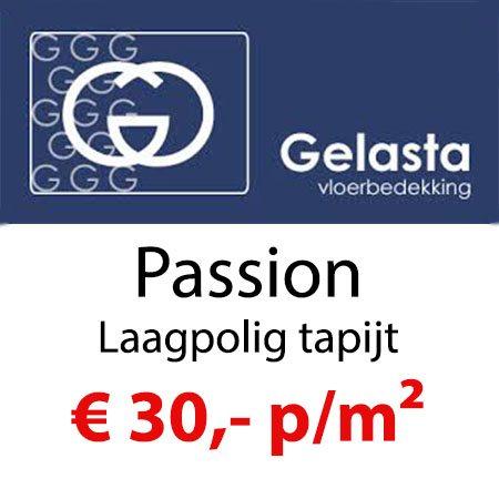 Gelasta Passion laagpolig tapijt