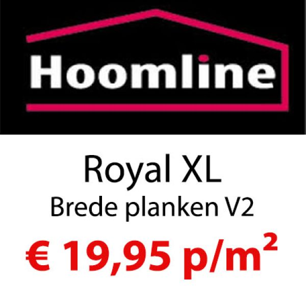 Hoomline Royal XL laminaat