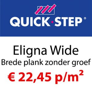 Quick-Step Eligna Wide Laminaat