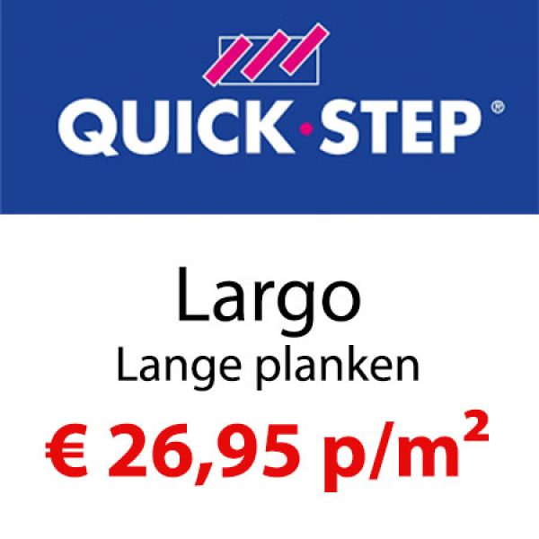 Quick-Step Largo laminaat