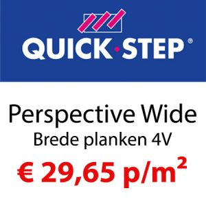 Quick-Step Perspective Wide 4V