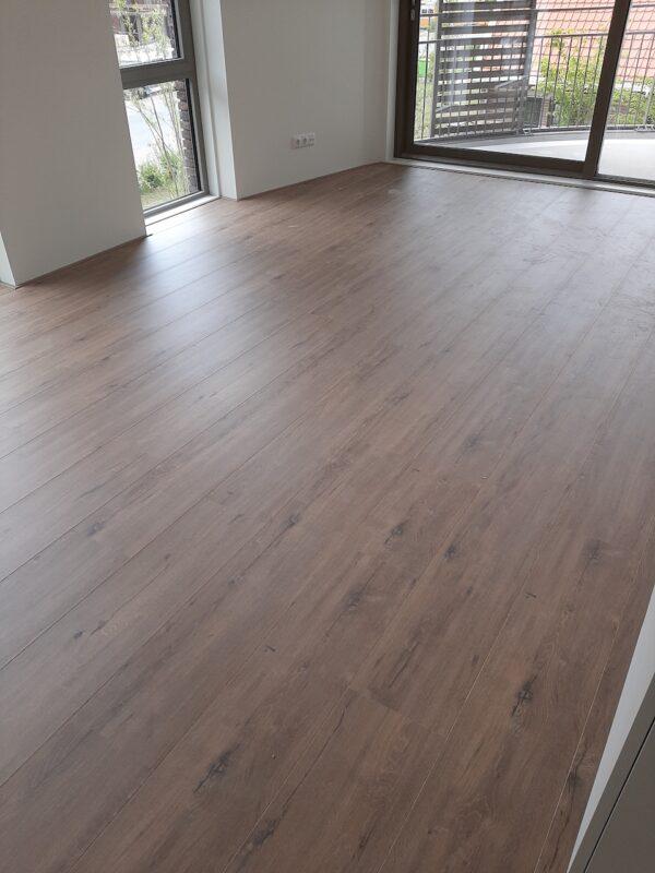 Brede planken laminaat vloeren